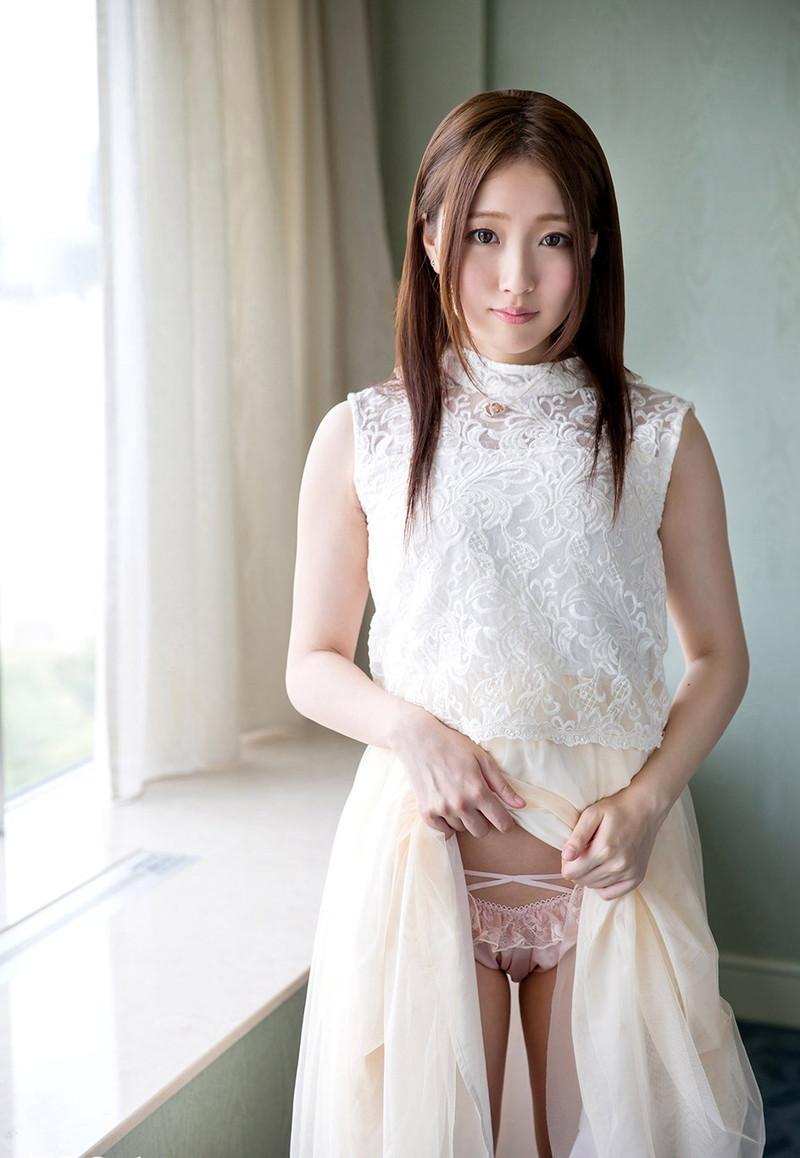 可愛いパンツが魅力的!