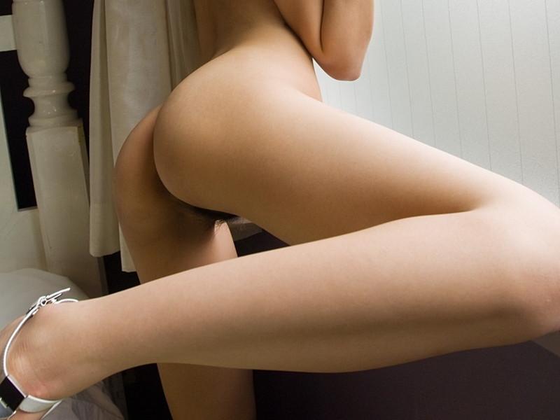 美脚と小尻の誘惑!
