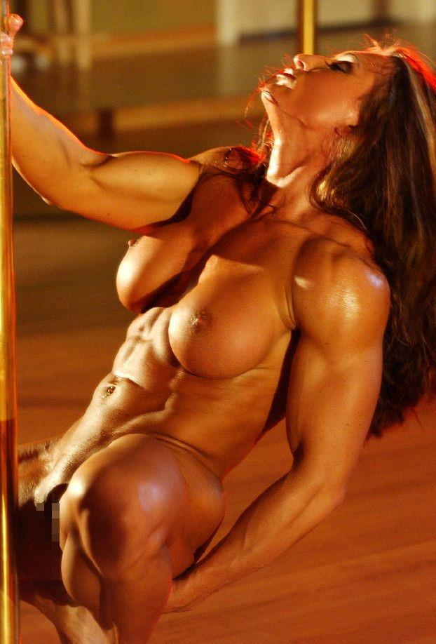 Hot nude muscle babes #9