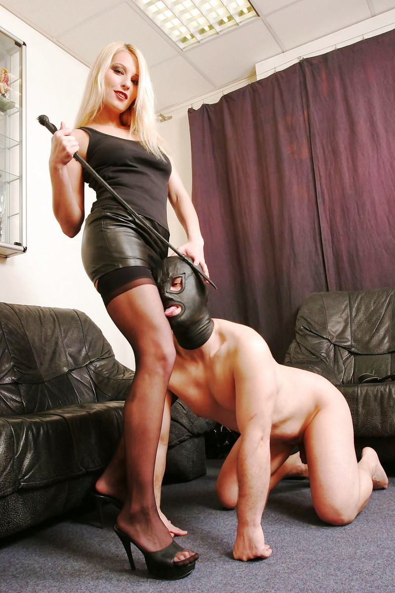 With femdom leased slave free thumbs home
