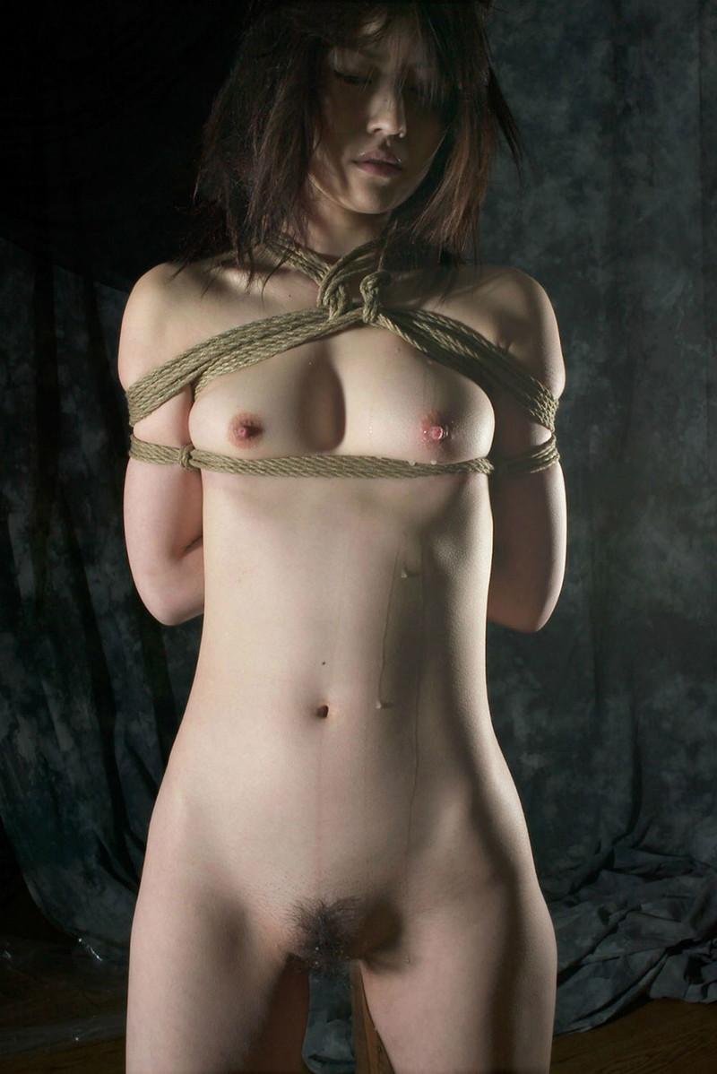 女体緊縛画像 09 緊縛】画像♥女体には麻縄こそふさわしい その9 - 緊縛