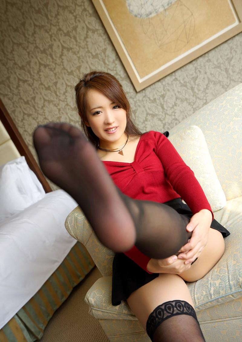 綺麗な足の裏にもムラっと!