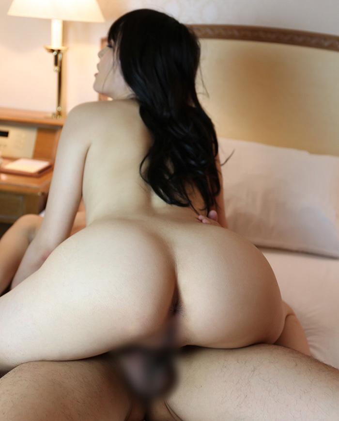 全裸セックスしてる時のハメ尻!