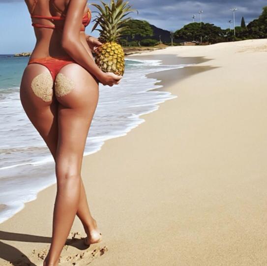 砂浜の砂になってみたいぜ!