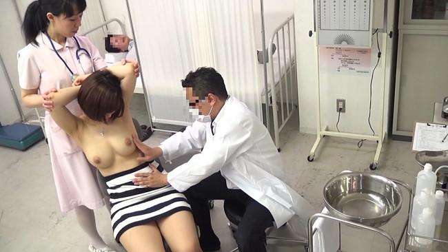 医者になればこんなにもエロいこと可能なのか…