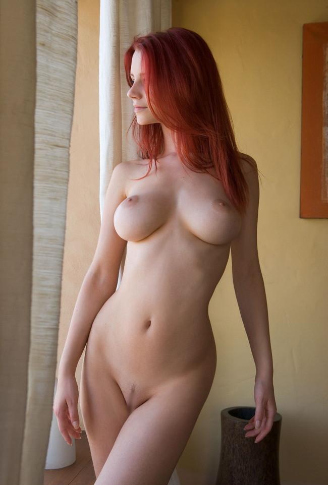 赤髪というのも良いね